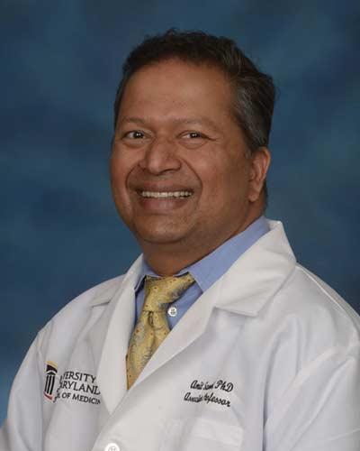 Sawant, Amit | University of Maryland School of Medicine